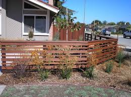 Ambience Garden Design Modern Wood Fence Design Backyard Fences Fence Design