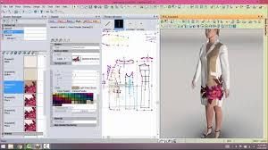 3d virtual clothing prototypes playing