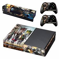 Game For Honor Skin Sticker Decal For Xbox One Console And 2 Controllers For Xbox One Skin Stickers Vinyl Stickers Aliexpress
