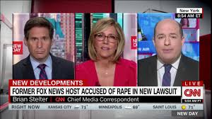 Sexual Harassment Lawsuit Filed Against Fox News, Ed Henry & Fox News Hosts  | CNN New Day 7/21/20 - YouTube
