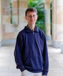 Dr Carl Smith - Business School - University of Queensland