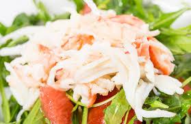 Recipe: Crab Meat Salad