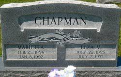 Marietta Smith Chapman (1896-1992) - Find A Grave Memorial