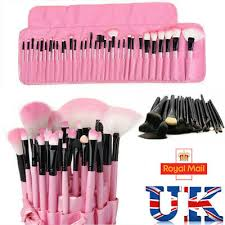 brushes set cosmetic tool kabuki makeup