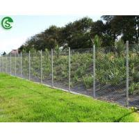 Cheap Price Hurricane Wire Fence Post 8 Foot Chain Link Fence Panels Weight Of Quality Chain Link Fence Gzfence