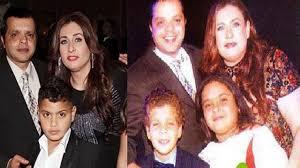 محمد هنيدي وزوجته صور مضحكة لعائلة الممثل الكوميدي اجمل بنات