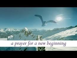inspiring new year prayers begin hope