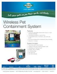 Petsafe Wireless Dog Fence Reviews 2020 Dog Collar Reviews