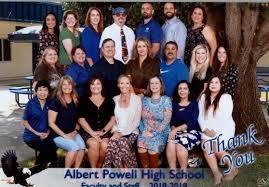 Thank you Albert Powell High School for... - Reading, Reid & Wilson Dental  | Facebook