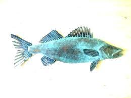 wall art erfly fish outdoor
