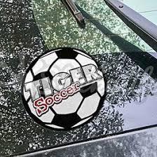 Soccer Ball Decal Custom Soccer Decals Stickylife