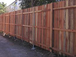 Fence Factory Redwood With Postmaster Posts Image Proview