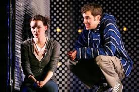 Adam Chanler-Berat as Henry in Next To Normal. He may be lazy, a ...
