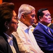 Powerhouse trio pushes Philippines to raise sea row at UN