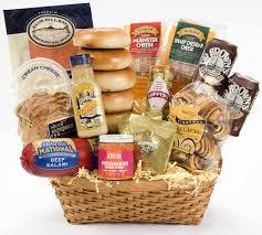 gift baskets kosher deli deluxe gift basket