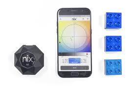 nix sensor color matching tool paint