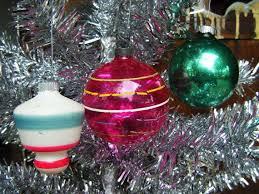 vintage 1940 s tree ornaments