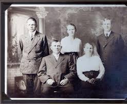 Hilda Marie Thompson (Anderson) (1866 - 1938) - Genealogy