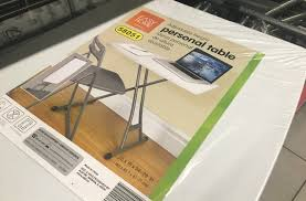 easy home personal table only 9 99 at