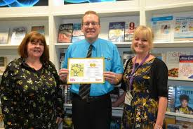 Success for LiveWire libraries in national reading scheme | Warrington  Guardian