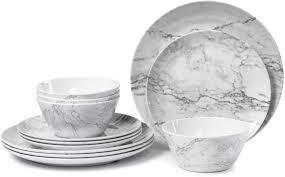 com melamine dinnerware set