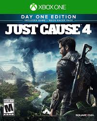 Amazon.com: Just Cause 4 - Xbox One ...