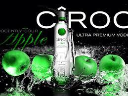 ciroc vodka introduce ciroc green apple