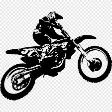 Motocross Wall Decal Endurocross Dirt Bike Motorcycle Motocross Racing Motorcycle Png Pngegg