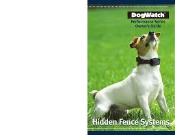Dogwatch R8 Specifications Manualzz