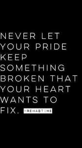 pride comes before the fall pride quotes relationships ego
