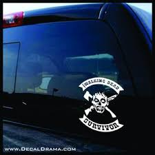 Tv Inspired Vinyl Decals Tagged Daryl Dixon Decal Drama