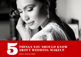 5 things you should know about wedding