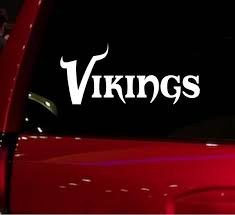 Vikings Auto Window Sticker Decal For Car Truck Suv Buy 3 Get 1 Extra Wish