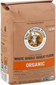 king arthur flour flour white whole
