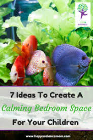 7 Ideas To Create A Calming Bedroom Space For Your Children