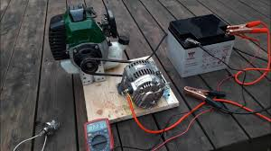 mini generator alternator 12v dc