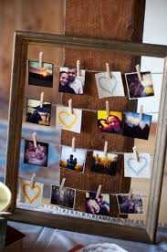 to use frames for your wedding decor