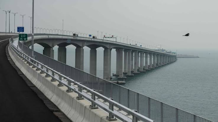 چین: نړۍ کې د اوبو تر ټولو اوږده سمندري لاره پرانېستل شوه