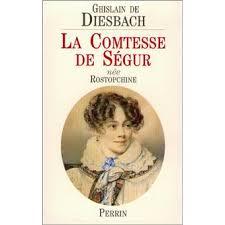 La comtesse de Ségur, née Rostopchine (1799-1874) née Rostopchine ...