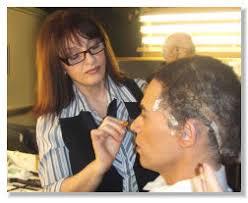 character makeup artists