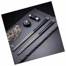 snless steel chopsticks gift set