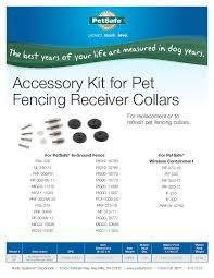 Petsafe Fencing Collars Accessory Pack A Underground Pet Fencing Inc Illinois Dog Fence Dealer Store