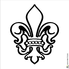 Download Sheraton Fleur De Lis Car Decal Wall Decal Png Image With No Background Pngkey Com