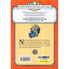 Sách - Tranh Truyện Dân Gian Việt Nam - Cười Ra Vàng