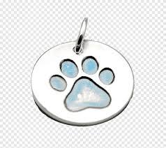 dog paw charm bracelet puppy locket