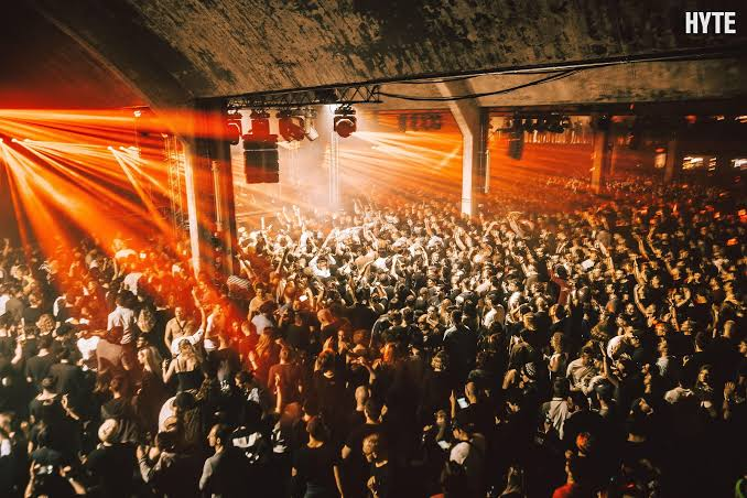 HYTE NYE AT FUNKHAUS BERLIN 2019: PHASE-TWO ANNOUNCEMENT ROUNDS OUT BIGGEST HYTE LINEUP TO DATE ile ilgili görsel sonucu""