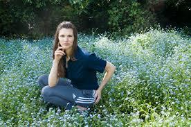 Floral Tomboy Editorial: Working with Audra Miller - Sara Binde