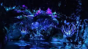 Visiting Pandora the World of Avatar   Paisaje de fantasía ...
