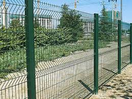 Welded Wire Fence With Welded Panel Fence Post And Welded Fence Gate