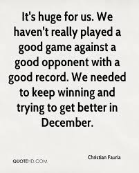 christian fauria quotes quotehd